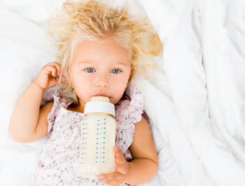 Baby Bottle Tooth Decay - Pediatric Dentist in Highlands Ranch, CO