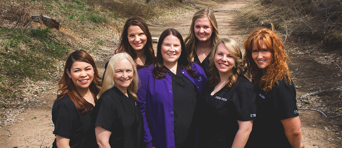 Team hiking - Pediatric Dentist in Highlands Ranch, CO
