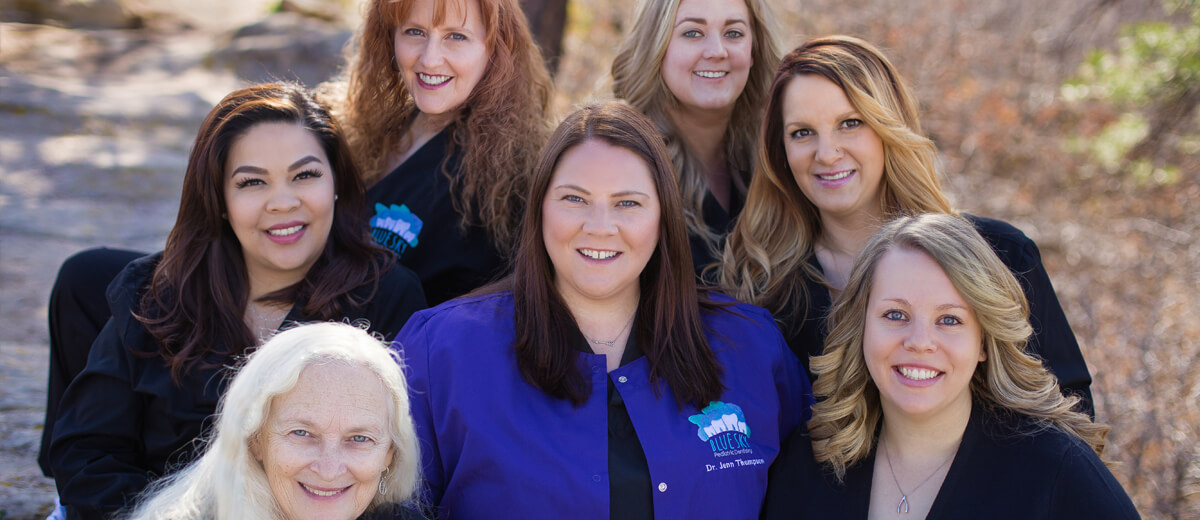 Team close-up - Pediatric Dentist in Highlands Ranch, CO