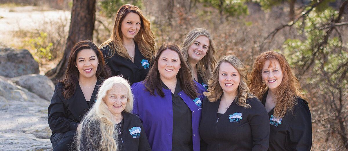 Team photo - Pediatric Dentist in Highlands Ranch, CO