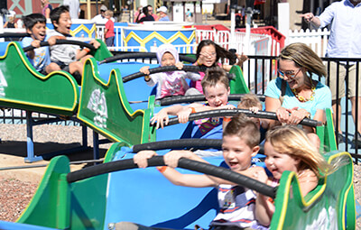 Roller Coaster - Pediatric Dentist in Highlands Ranch, CO
